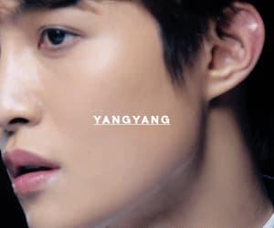 boy, yangyang, and gif image