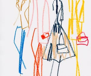 fashion, bright, and colors image