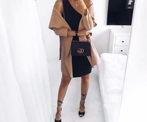 beauty, heels, and idea image