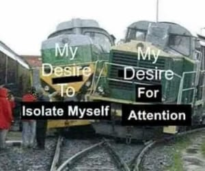 attention, depression, and desire image