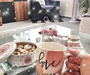 christmas, Cookies, and coffee image