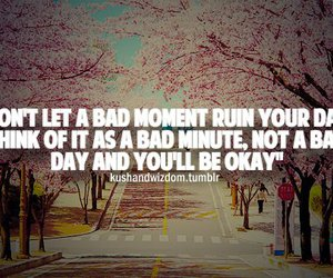 cherry blossom, photography, and qoutes image