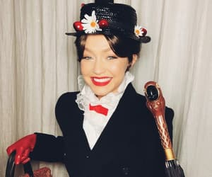 gigi hadid, model, and Mary Poppins image