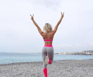 blond, grey, and peace image