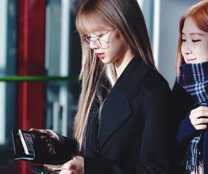 lisa, blackpink, and fashion image