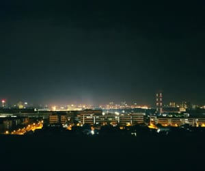lights, night, and peace image