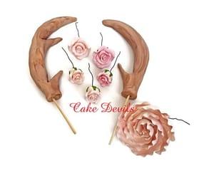 birthday cake, birthdaycake, and bridal shower image