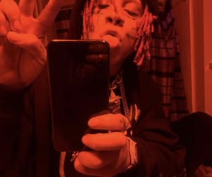 trippie redd and trippieredd image