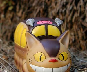 My Neighbor Totoro and catbus image