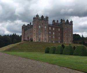 palace, scotland, and outlander image