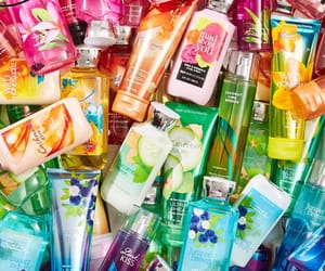 beauty, bath and body works, and makeup image
