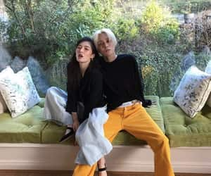 hyuna, edawn, and kpop image