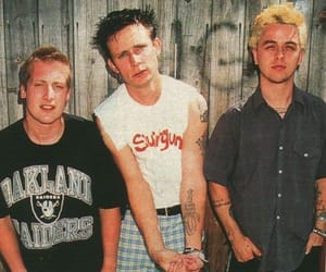 band, green day, and tre cool image
