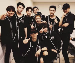 article, exo, and kpop image