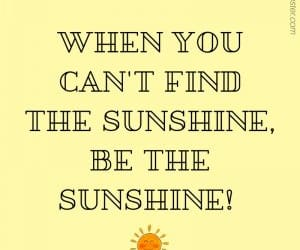 quotes, sunshine, and words image