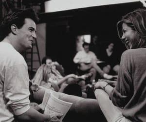 friends, Jennifer Aniston, and Matthew Perry image