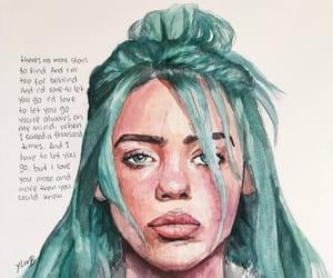 amazing, artist, and eilish image