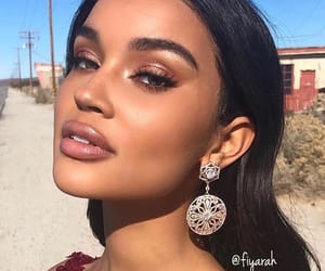 make up makeup, goal goals life, and luxury luxe nude image