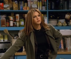90s, rachel green, and series image