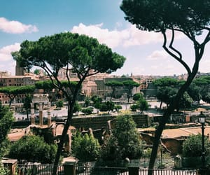 aesthetic, outdoors, and rome image
