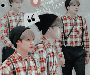 aesthetic, edit, and kpop image