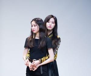 black dress, eunbin, and kpop image