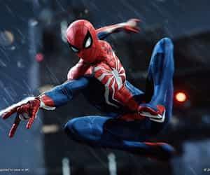 Marvel, spiderman, and peter parker image