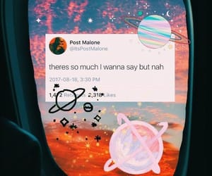 grunge, quotes, and post malone image