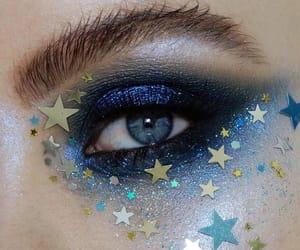makeup and stars image