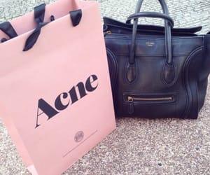 bag, fashion, and acne studios image
