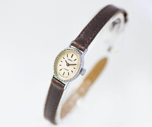 etsy, watch for women, and silver women watch image