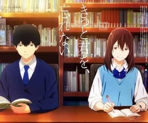 anime, anime girl, and movie image