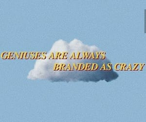 blue, cloud, and quote image