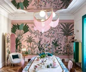 flowers, furniture, and interior design image