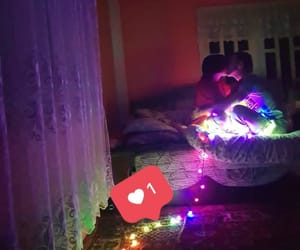 lights, love, and holiday spirits image