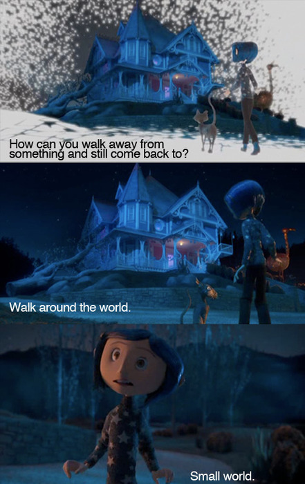 Coraline Tumblr Shared By Ness On We Heart It
