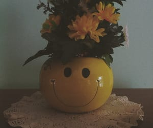 flowers, happy, and smile image