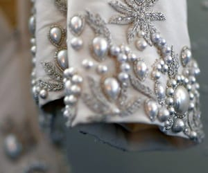 fashion, pearls, and details image