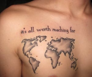 chest, earth, and ink image