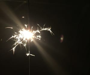 december, happy new year, and lights image