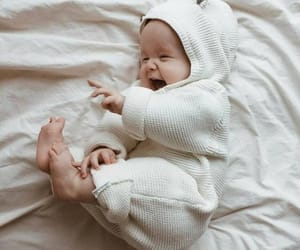 baby, cute, and laugh image