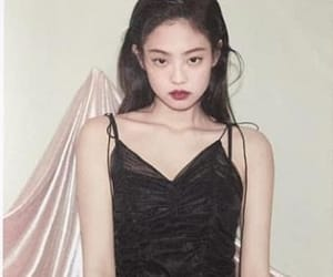 jennie, blackpink, and aesthetic image