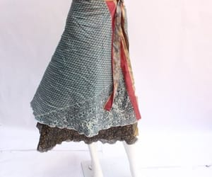 etsy, gypsy skirt, and bohemian skirt image