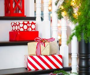happiness, christmas gift, and merry christmas image
