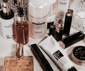 cosmetics, luxury, and makeup image