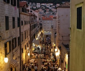 summernights, Croatia, and dubrovnik image