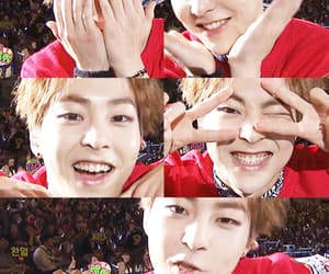 exo, gif, and cute image