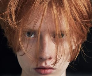 blue eyes, face, and ginger image