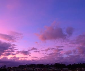 aesthetics, clouds, and pink image