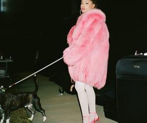 ariana grande, pink, and ariana image